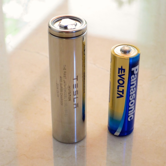 Lithiumion battery