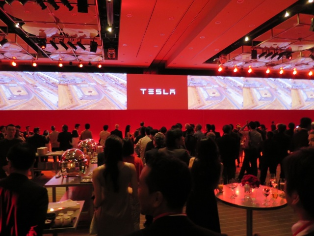 Model S Launch party1