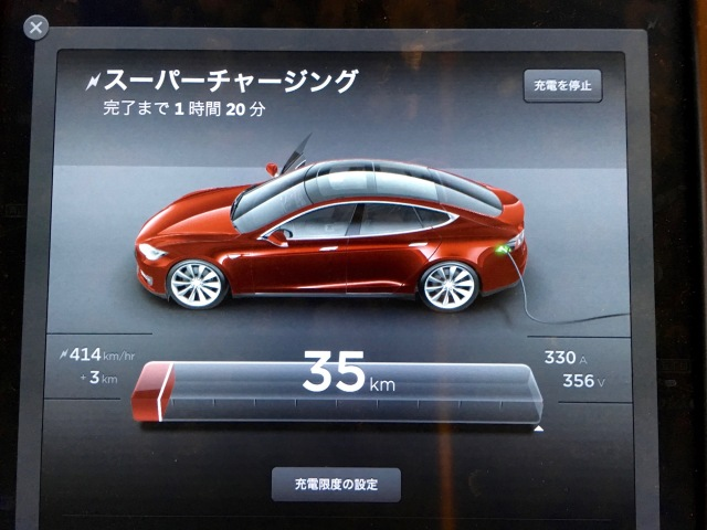 supercharging35k