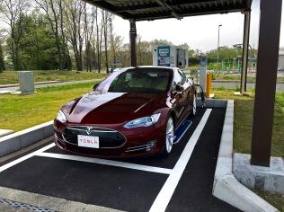 Tesla ModelS Signature