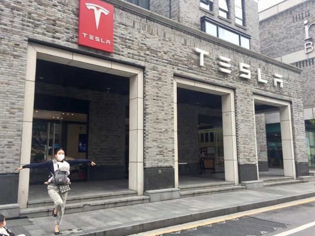 tesla-Hangzhou
